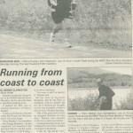 Kodiak Daily Mirror Hans Metzler article