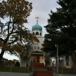 Russian Church in Kodiak City