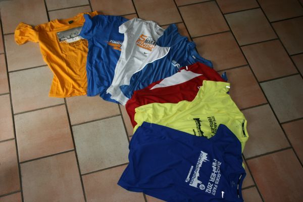Züri Finisher Shirts