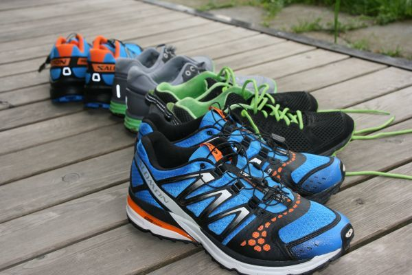 Trail Running and Training Shoes