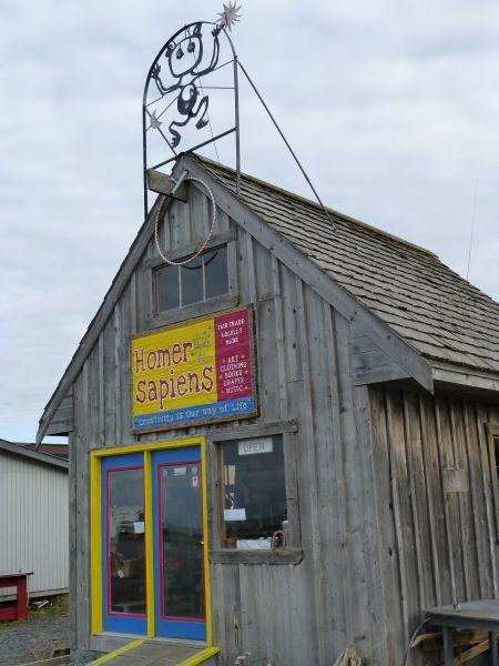 Homer Shop
