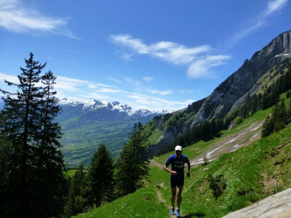Aufstieg Staubern, nach 1000 Höhenmetern