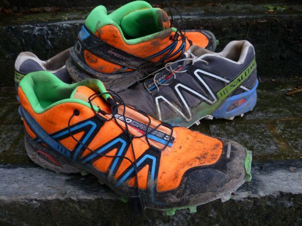Salomon Speedcross - für mich der optimale Trailschuh