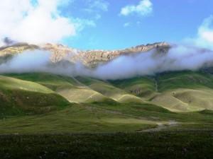 Kirgistan Tianshan