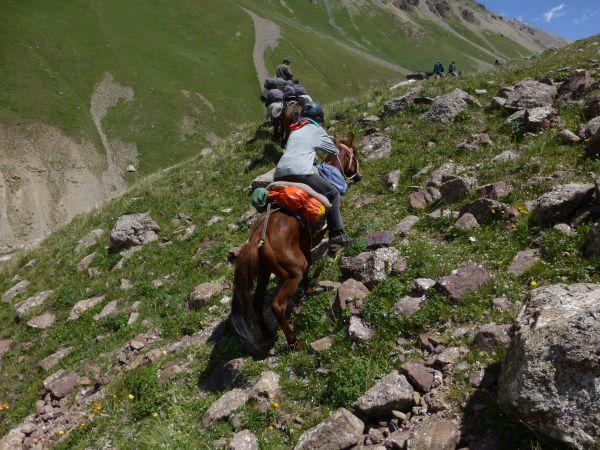 Tienshan Trekking