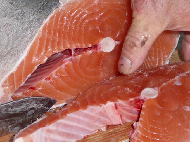 Fresh Alaskan Seafood